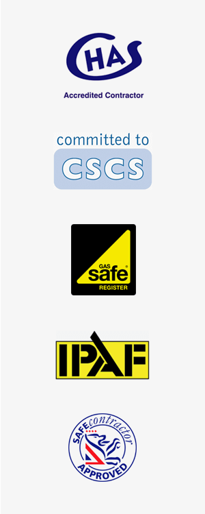 Our Accreditations logos